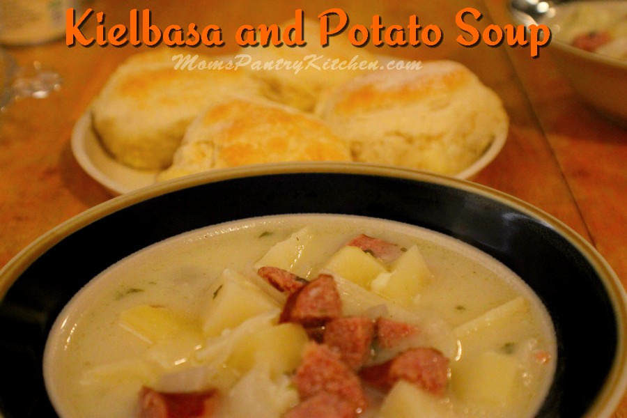Kielbasa And Potato Soup