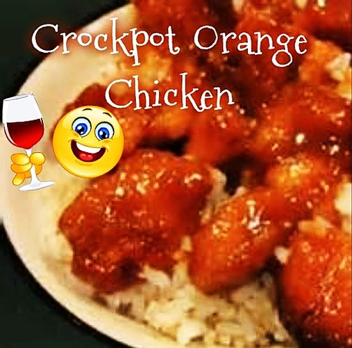 Bacon Cheese Pull Aparts In The Dutch Oven: Crock Pot Orange Chicken