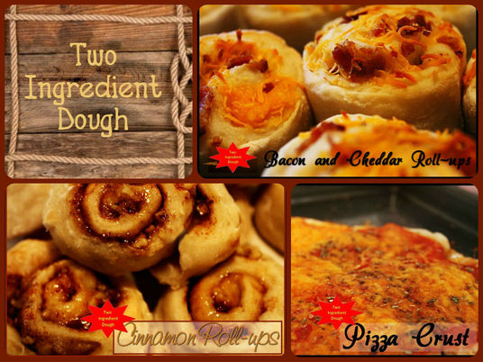 Two Ingredient Dough