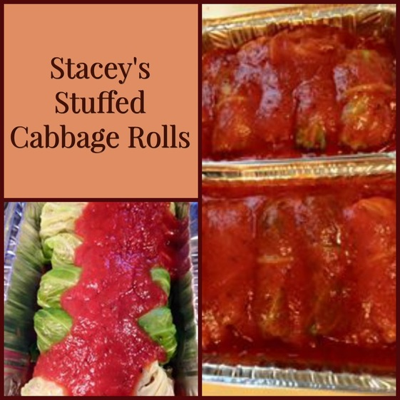Stacey's Stuffed Cabbage Rolls
