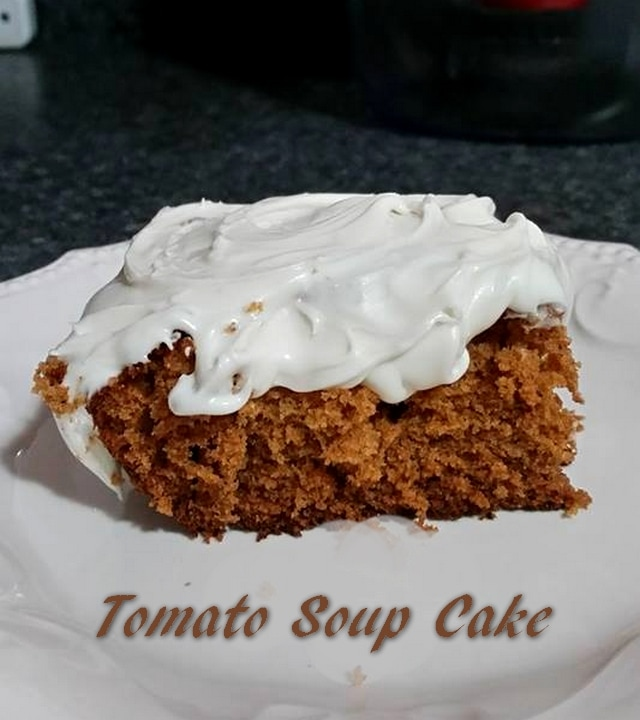 tomato soup cake our recipes 8022